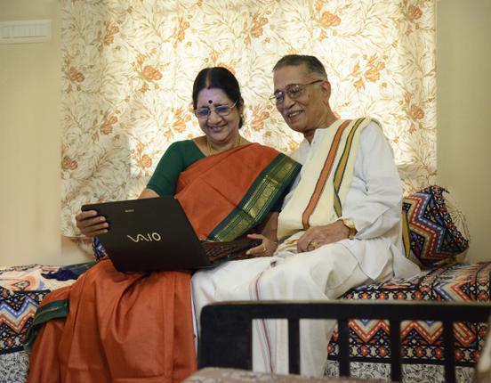 senior living india